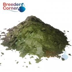 BREEDERS CORNER Premium Spirulina Chrolerlla Flakes