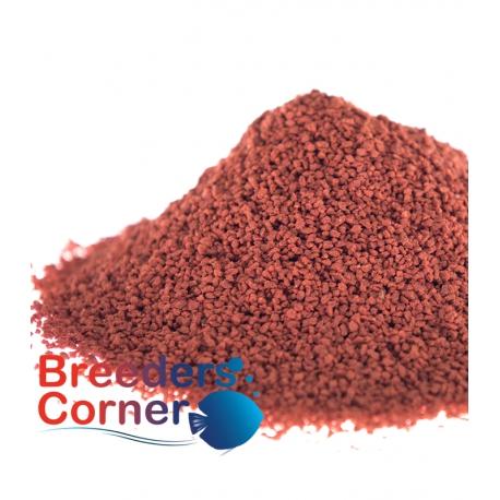 BREEDERS CORNER Red Granular Fish Food - 0.8-1.2mm